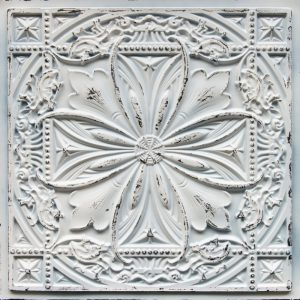 Faux Tin Ceiling Tile-DCT 10