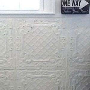 Casa Milano Aluminum Ceiling Tile 2412